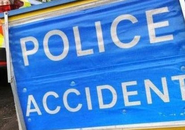 Police accident (stock image)