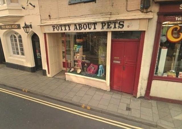 Potty About Pets