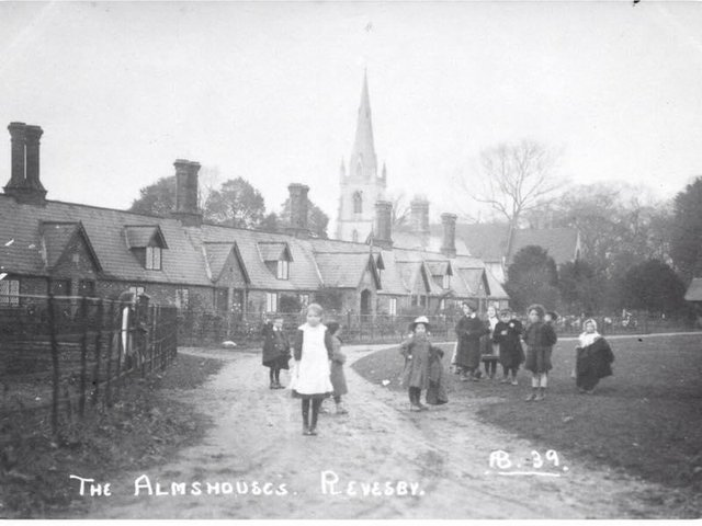 The almshouses on Revesby Estate have been modernised and there is a vacancy for a tenant.
