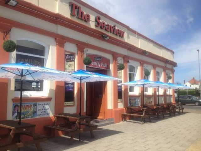 Among the coast's historic pubs is the Seaview Pub in Skegness, which  dates back to the 1860's and was once part of a hotel - now the Seaview Mansions flats.