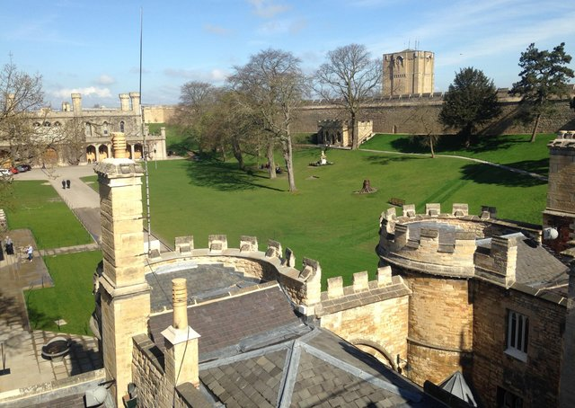 Five dog-friendly weekends are planned at Lincoln Castle. EMN-210422-123229001