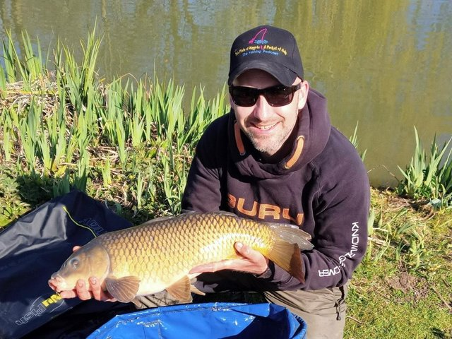 Dave and his cracking common.
