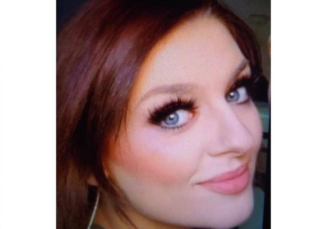 Missing from Sleaford - Rebekah Bateman. EMN-210426-093157001