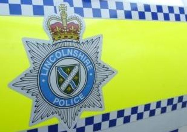 Lincolnshire Police stock image.