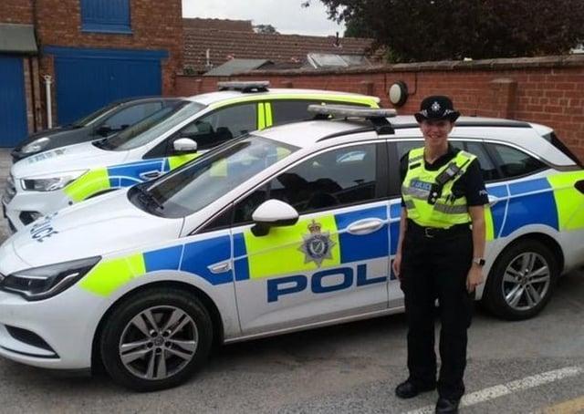 Inspector Sarah Constantine