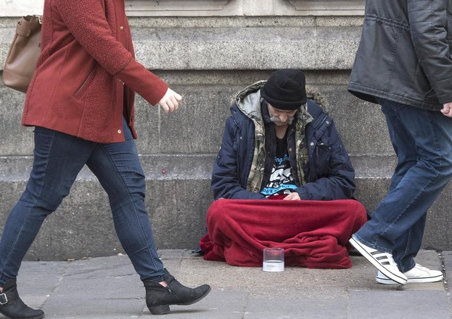 Across the district, the average nightly number of rough sleepers has reportedly dropped by over 77 per cent.