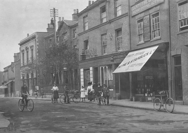 Then: The Waverley Temperance Commercial Hotel
