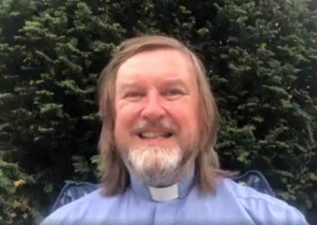 Rev'd Cameron Watt will be the interim Priest In Charge in Louth