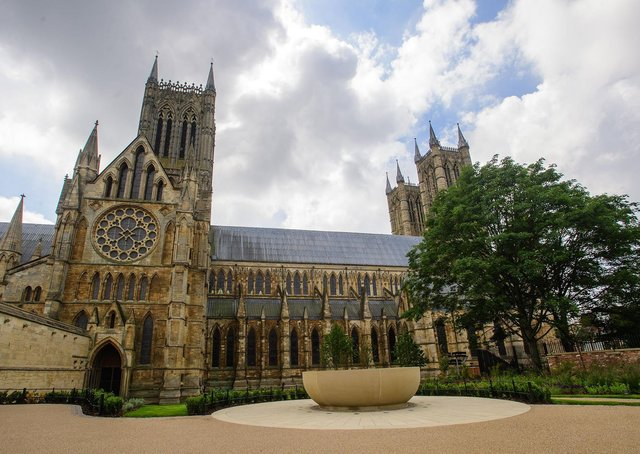 Lincoln Cathedral.Picture: Chris Vaughan Photography for Lincoln CathedralDate: June 17, 2020 EMN-210305-064051001