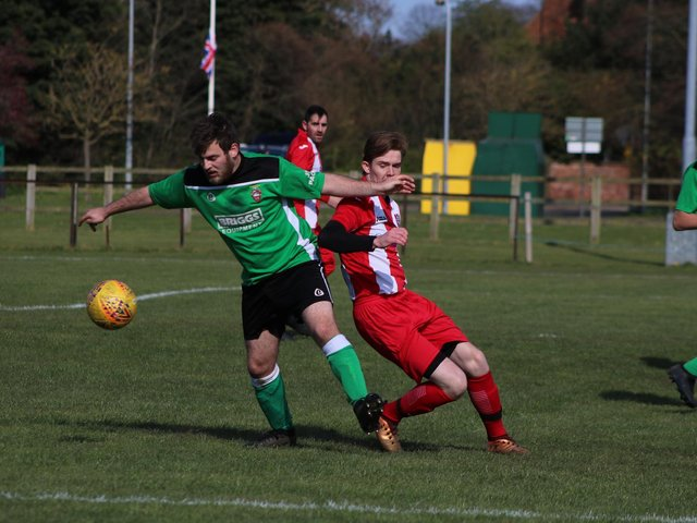 The Lincs League may be affected by the FA restructure. Photo: Oliver Atkin