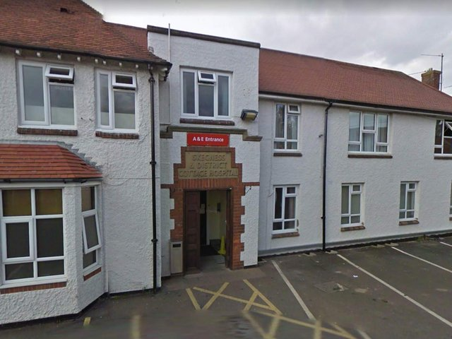 LCHS provides urgent care services throughout the county and inpatient services at community hospitals in Gainsborough, Louth, Skegness (pictured) and Spalding.