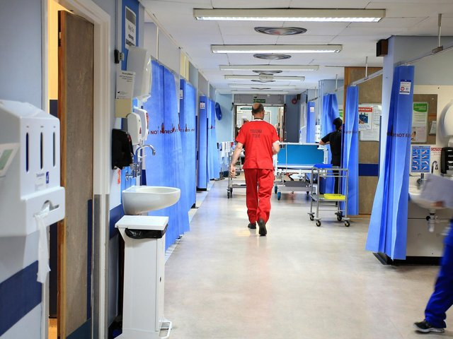 Fewer hospital admissions linked to antimicrobial resistance at Lincolnshire Trust (photo: Peter Byrne)