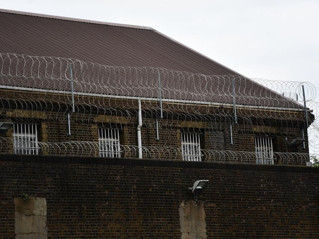 Drop in number of inmates at North Sea Camp prison during pandemic (photo: Victoria Jones)