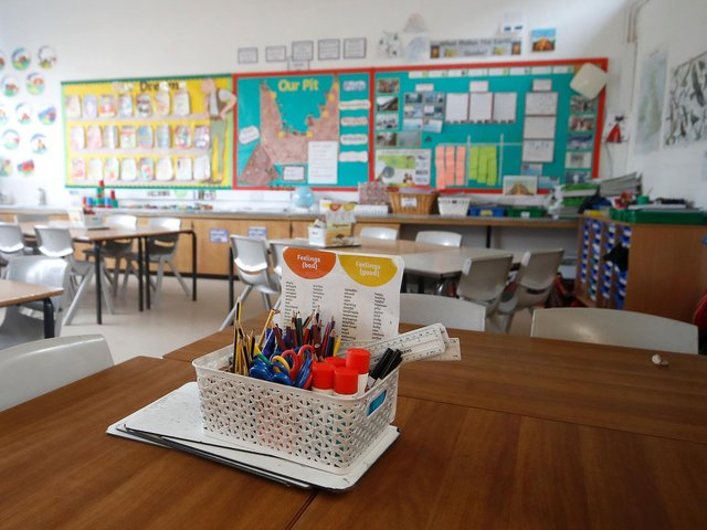 There is lower attendance among Lincolnshire's free school meal students (photo: Martin Rickett)