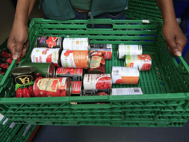 Dozens of emergency food parcels per week given to Lincolnshire children during pandemic (photo: Jonathan Brady)