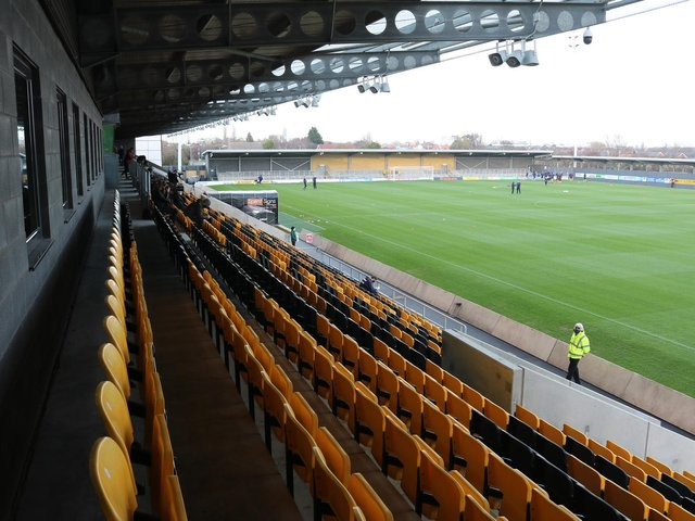 Fans will be allowed to return to stadiums. Photo: Oliver Atkin