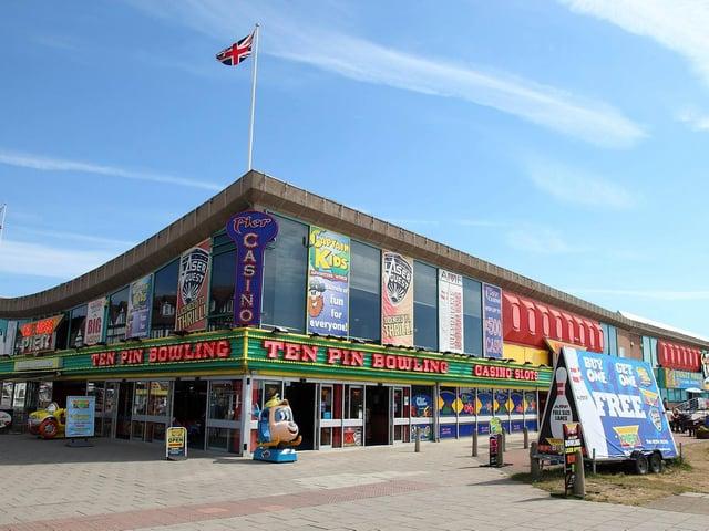 Skegness Pier is under new management.