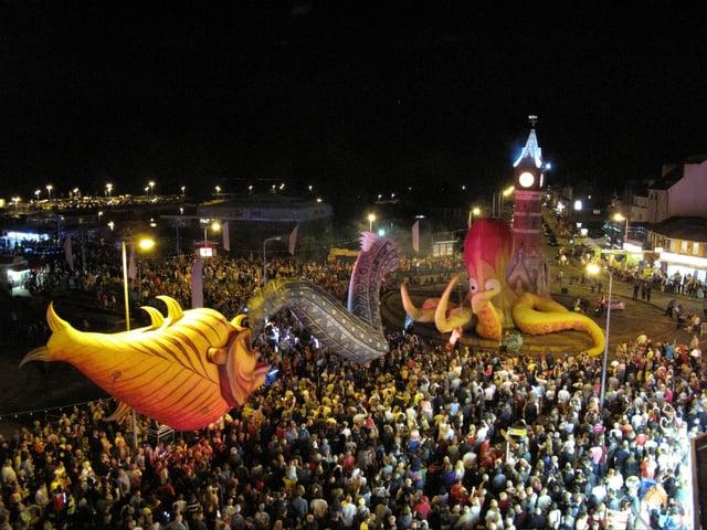 A scene from the SO Festival 2010. Picture: Lava PR