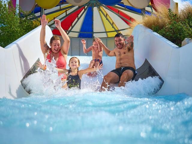 Splashing fun is promised when Butlin's in Skegness reopens.