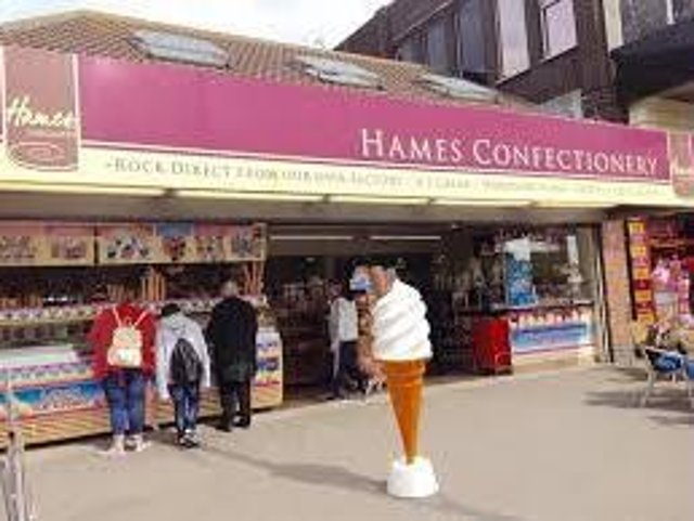 Hames Chocolates is one of  five from the Skegness area included in the Made in Lincolnshire brochure, which also features Countryside Art, Kirk's Quality Foods, Micronclean and Tong Engineering.