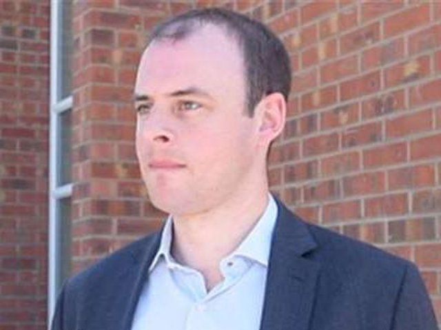 MP for Boston and Skegness Matt Warman.