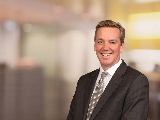 Rupert Fisher, head of residential sales for Savills in Lincoln