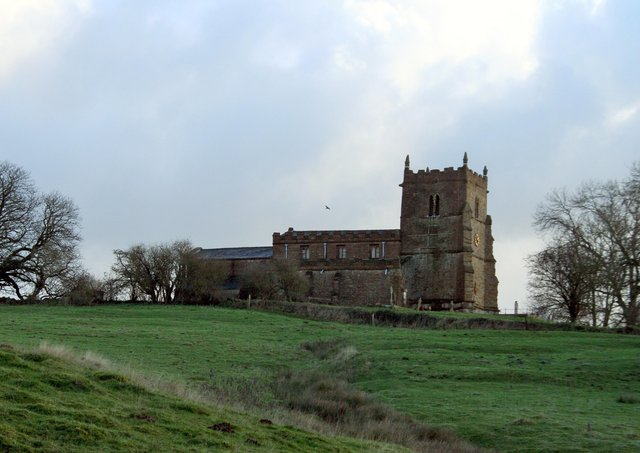 The Ramblers Church at  Walesby EMN-210522-162848001