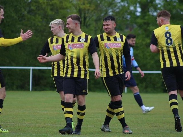 Wyberton topped the South League. Photo: Oliver Atkin