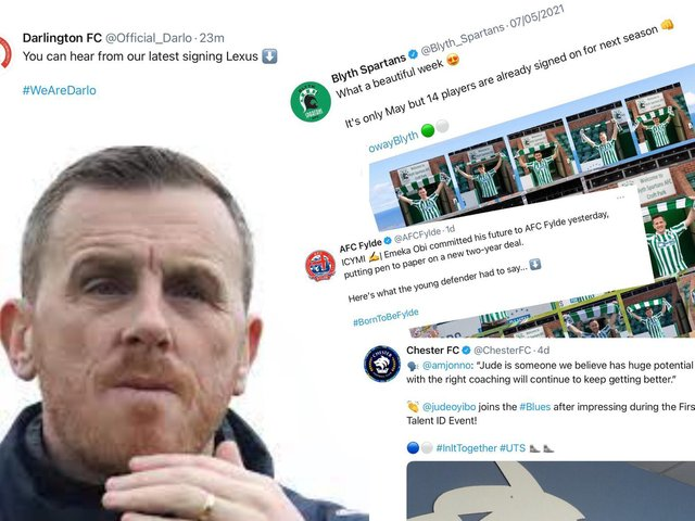 Craig Elliott has been keeping tabs on rival clubs using social media.