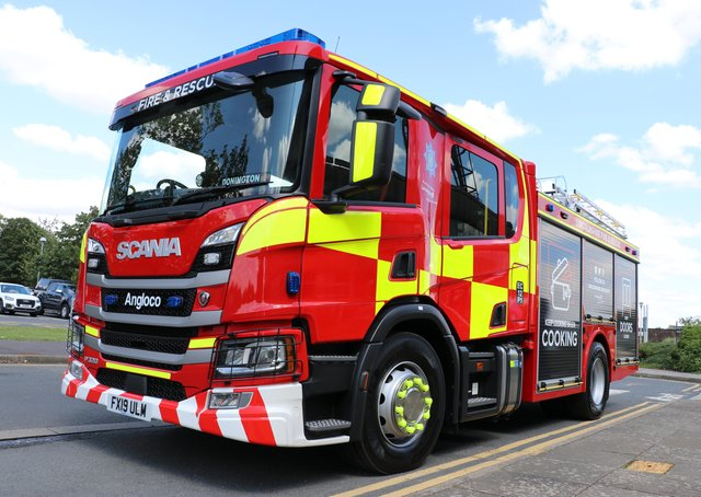 Sleaford Fire Station is calling out for new on-call firefighters.