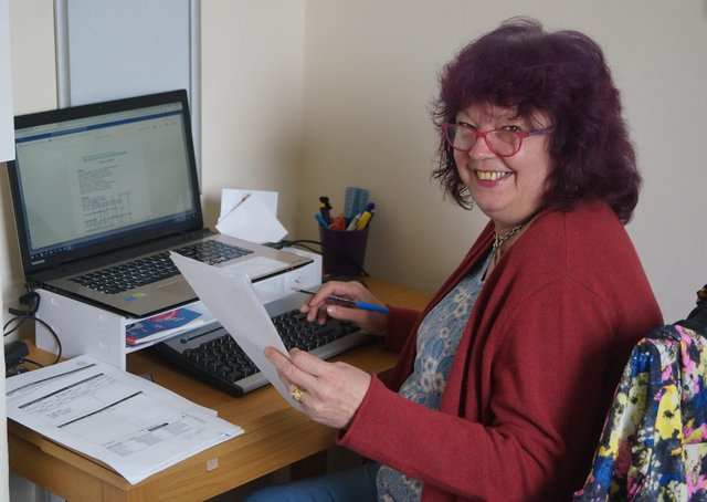 Stellla Tuplin is waiting to hear from clubs, organisations and service providers for new database EMN-210106-062309001
