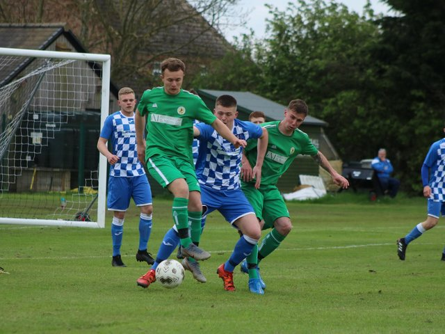 Wyberton and Louth will both compete in finals. Photo: Oliver Atkin