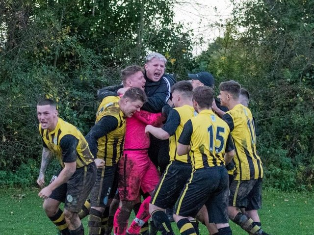 Wyberton Reserves will be among the finalists. Photo: Darren Chase