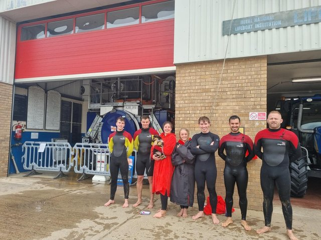 RNLI Lifeguards return to Lincolnshire beaches this weekend.