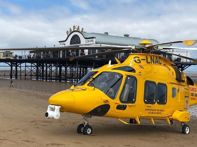 A Critical Care Car dedicated to the east coast from June 1 and a second helicopter will take over from June 21 until  August 31