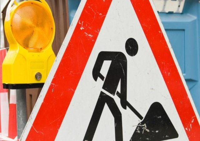 Motorists are being told to be prepared for disruption from upcoming roadworks.