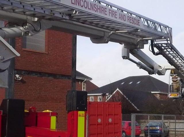 Skegness Fire Station