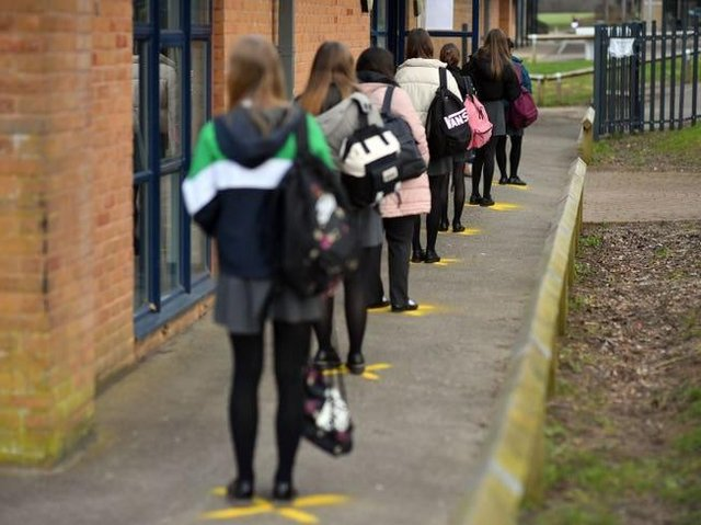 North Lincolnshire pupils missed more than 100,000 days of face-to-face teaching in the autumn term after having to self-isolate or shield due to Covid-19, figures reveal.