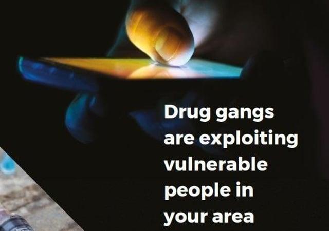 Crimestoppers campaign