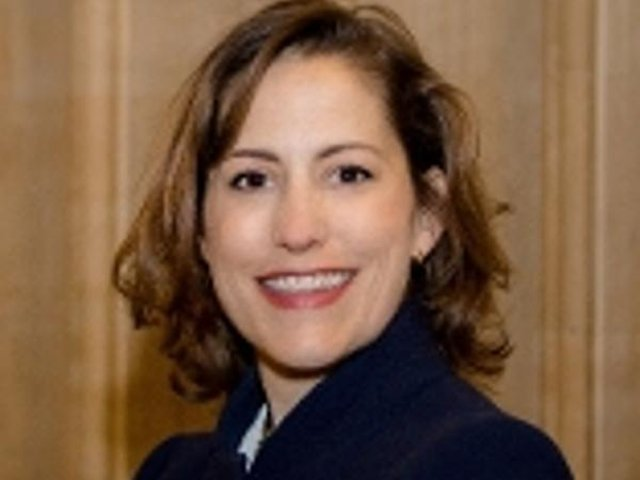 Minister for Safeguarding and  MP for Louth and Horncastle Victoria Atkins.