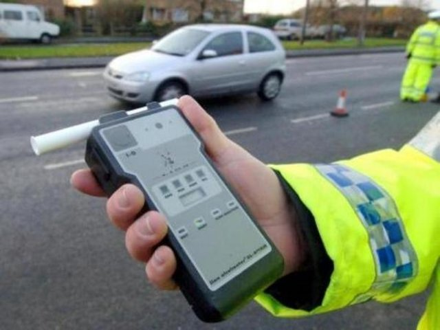 There has been a sharp rise in drink and drugs drivers along the Skegness coast.