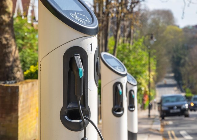Western Power Distribution's ?2million investment will enable more electric car charging stations around Sleaford. EMN-210706-151118001