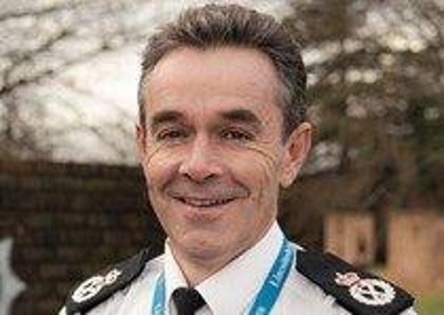 Lincolnshire Chief Constable Chris Haward. EMN-211006-081117001