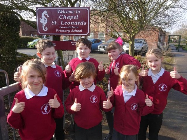 Chapel St Leonards Primary School has received a boost for its breakfast club. (Stock image).