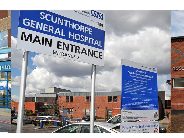 Northern Lincolnshire and Goole NHS Foundation Trust runs hospitals in Scunthorpe, Grimsby and Goole,