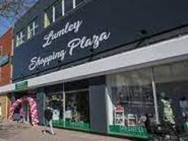 Lumley Shopping Plaza in Skegness hopes to open a roller rink in 2022.