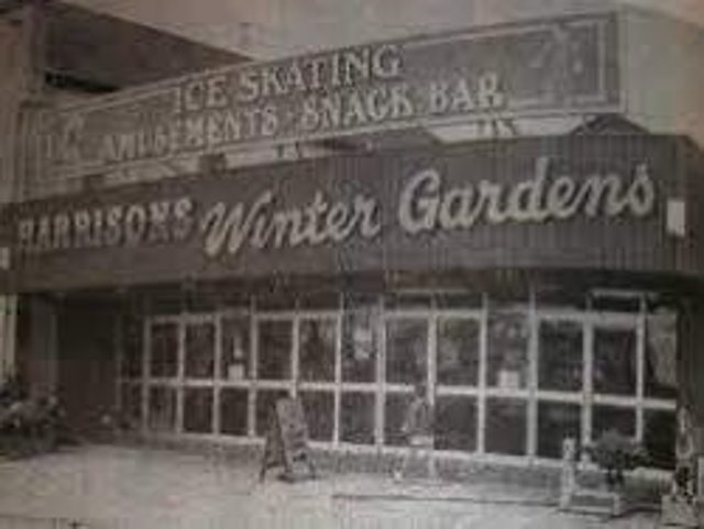 Generations remember this attraction on North Parade.