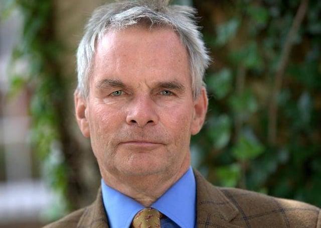 Councillor Martin Hill, Leader of Lincolnshire County Council EMN-210615-081728001