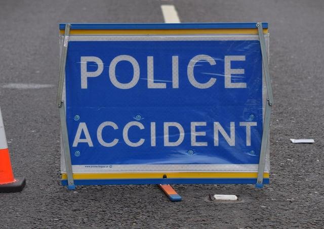 Road accident. SUS-210617-164010001