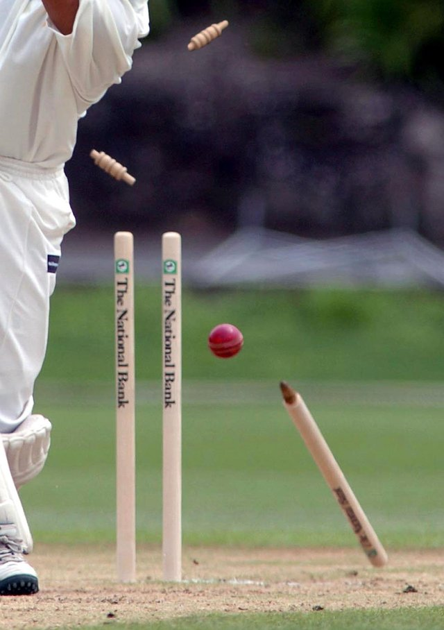 Freiston's first team came undone in the final ten overs fielding as they slipped to defeat.